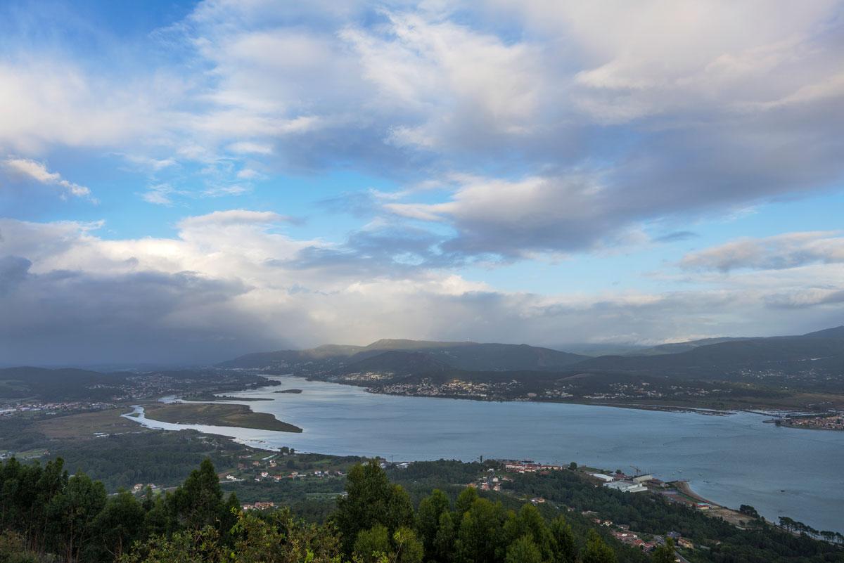 Geodestino Ría de Vigo e Baixo Miño - A Guarda