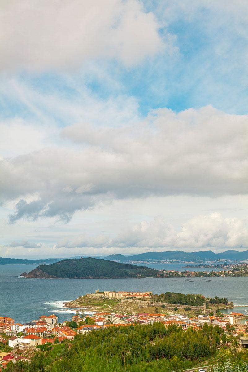 Geodestino Ría de Vigo e Baixo Miño - Baiona