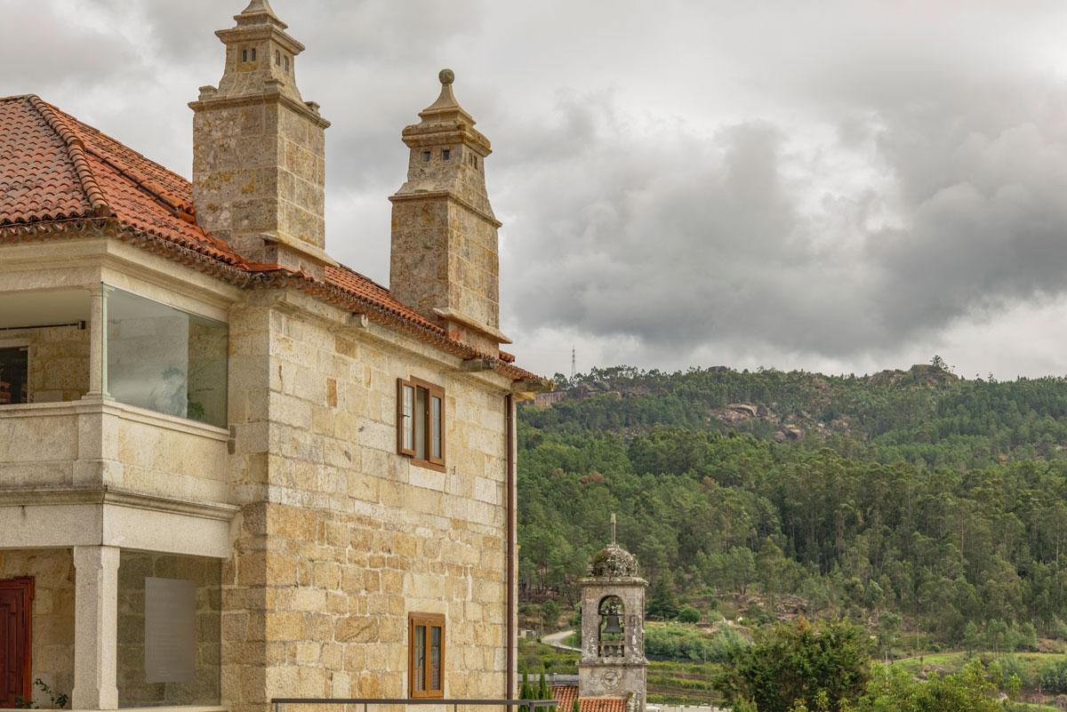 Geodestino Ría de Vigo e Baixo Miño - Mos