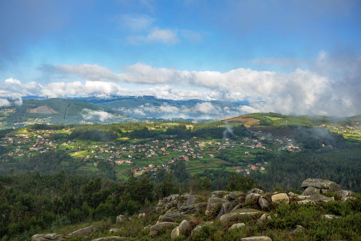 Geodestino Ría de Vigo e Baixo Miño - Pazos de Borbén